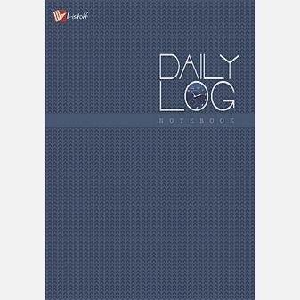 Офисный стиль. Синий (Daily log)
