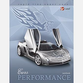 Авто. Супер-авто (Performance car)