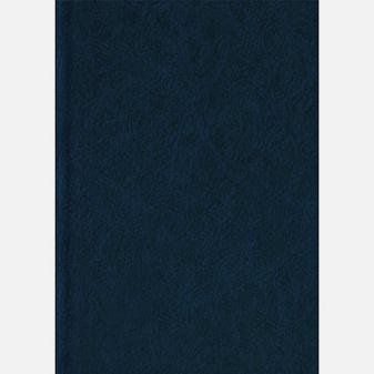 Синий (фактура) (полудатированный А5)