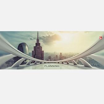 Городской стиль. Панорама (планинг) 56л.