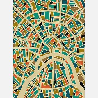Графика. Карта города (А6, 64 л.)