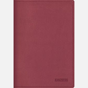 Premium collection. Малиновый (ЕКК51515207) (недатированный А5)