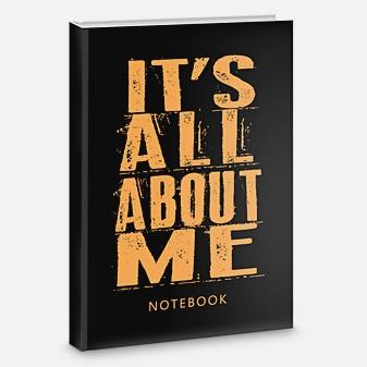 Книга для записей «Обо мне», А5, 80 листов