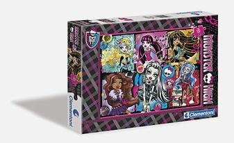 Пазл 100 эл. Monster High. Безумно привлекательные