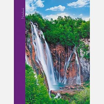 Пейзаж. Водопады (А6, 64 л.)