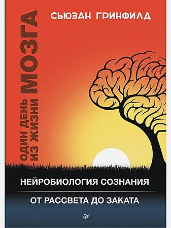 Гринфилд С - Один день из жизни мозга. Нейробиология сознания от рассвета до заката обложка книги