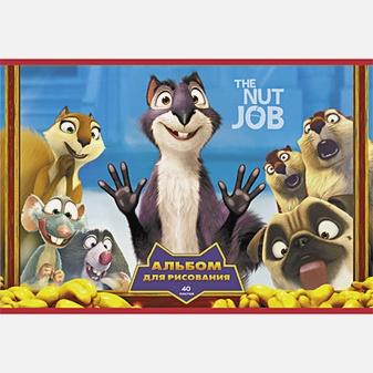 """""""THE NUT JOB 3D"""". Любители орехов. ЛИЦЕНЗИЯ"""