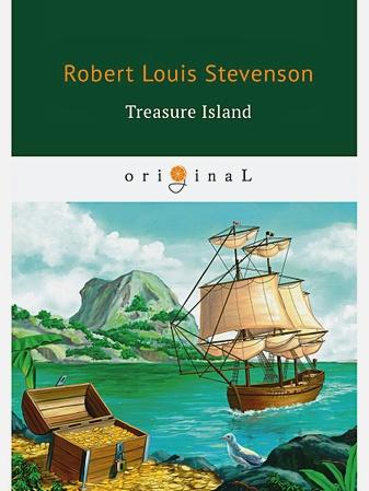 Stevenson R.L. - Treasure Island = Остров Сокровищ: на англ.яз обложка книги