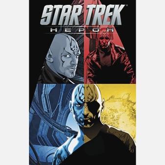 Абрамс Дж.Дж. - Стартрек / Star Trek: Нерон обложка книги