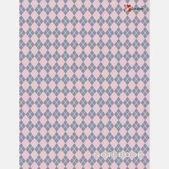Розовый орнамент