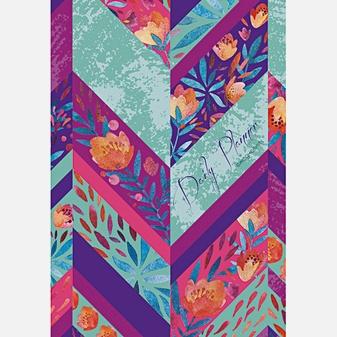 Орнамент. Цветочный микс (А5-, 112л.)
