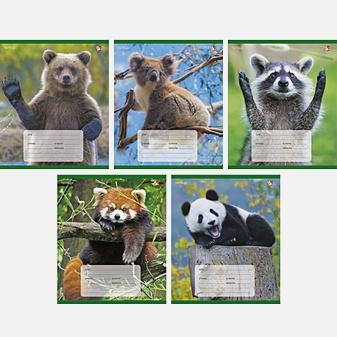 Мир животных (клетка) 5 видов