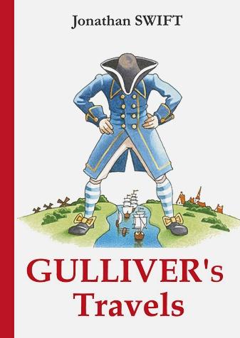 Swift J. - Gulliver's Travels = Путешествия Гулливера: роман на англ.яз обложка книги