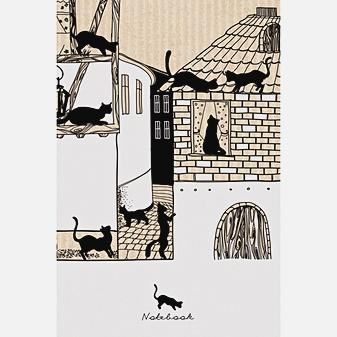 Графика. Город кошек (А5, 160л.)