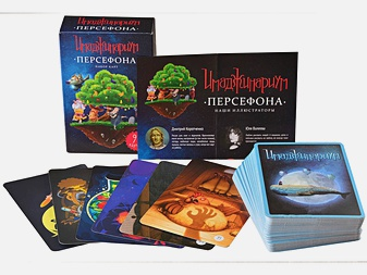 Настольная игра «Имаджинариум: Дополнительные карточки. Персефона»