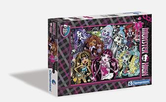 Пазл 180 эл. Monster High. Ослепительно великолепны