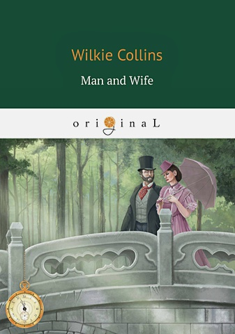 Collins W. - Man and Wife = Муж и Жена: на англ.яз обложка книги
