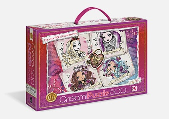 Ever After High.Пазл.500A.Чем.00676