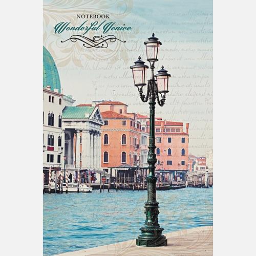 Вокруг света. Венеция (А5, 160л.)