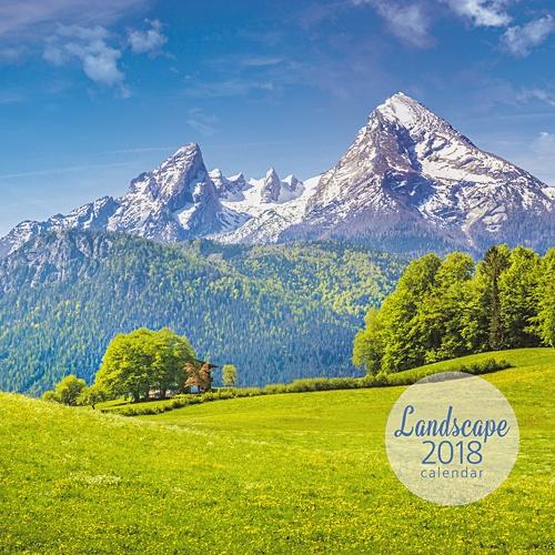Пейзаж. Чудесные ландшафты (скрепка, 6л.)