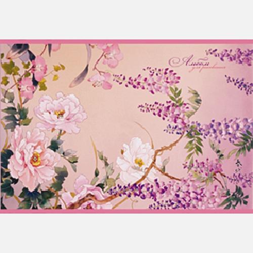 """""""Japanese collection"""". Изящные цветы. ЛИЦЕНЗИЯ"""