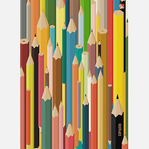 Цветные карандаши (графика)