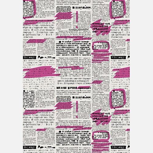 Орнамент. Газетные заметки (А4, 96л.)