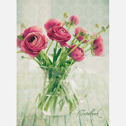 Цветы. Букет (А6, 64 л.)