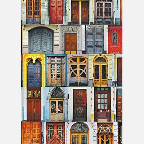 Городской стиль. Архитектурные акценты (А4, 160л.)