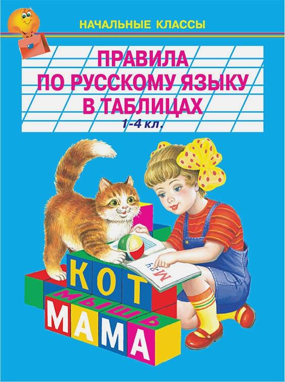 Правила По Русскому Языку В Таблицах