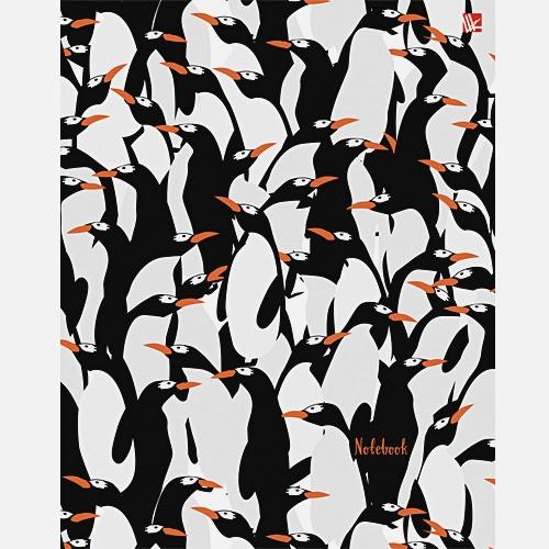 Графика. Пингвины
