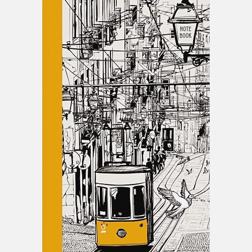 Графика. Городской трамвай (А5, 80л.)