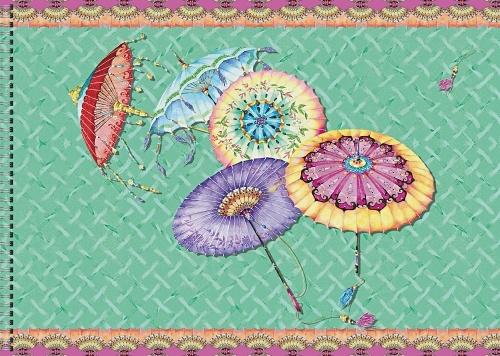 """""""Pictura"""". Изящные зонтики. ЛИЦЕНЗИЯ"""