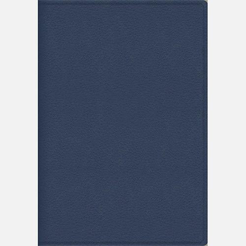 Синий ZODIAC (15519205) (полудатированный А5)
