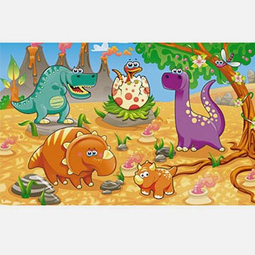 Волшебный мир. Динозаврики