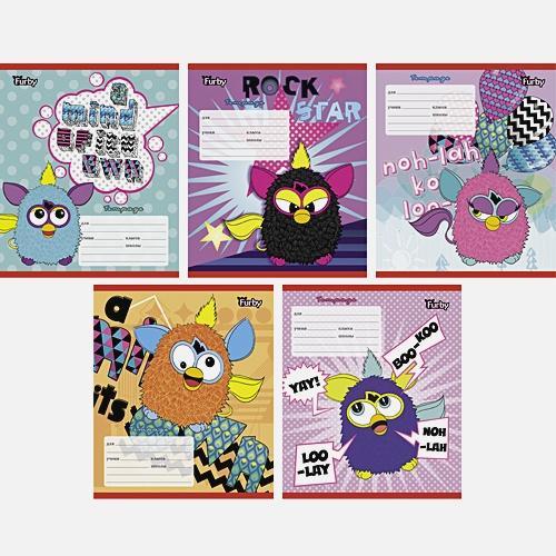 """""""Furby"""". Разноцветное веселье (линия), 5 видов"""