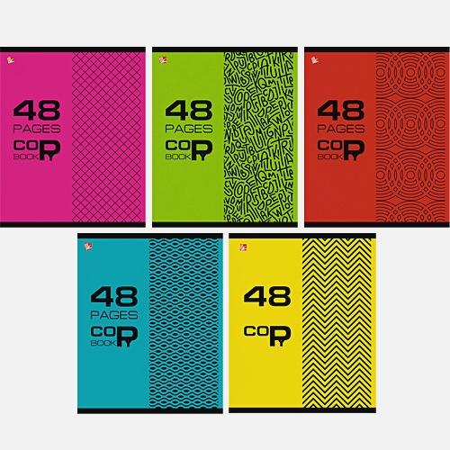 Цвет и графика 48л. 5 видов
