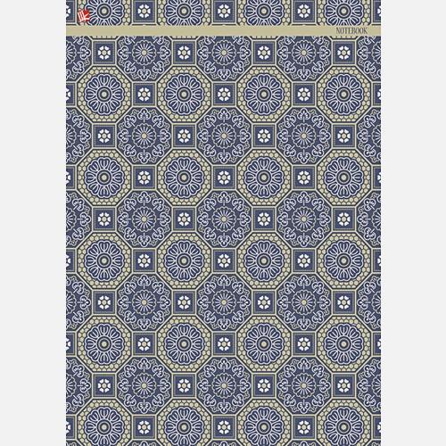 Орнамент Синяя мозаика 200л.