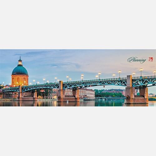 Городской стиль. Мост (планинг) 56л.