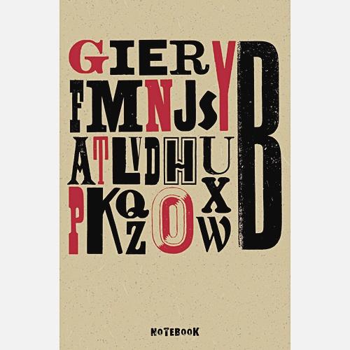 Офисный стиль. Оригинальный шрифт (А5, 130л.)