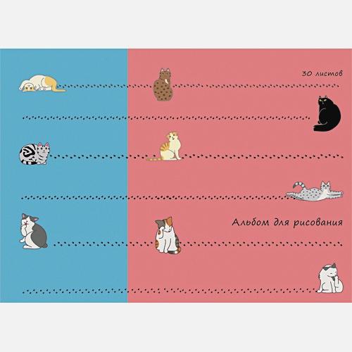 Кошачьи следы (графика)