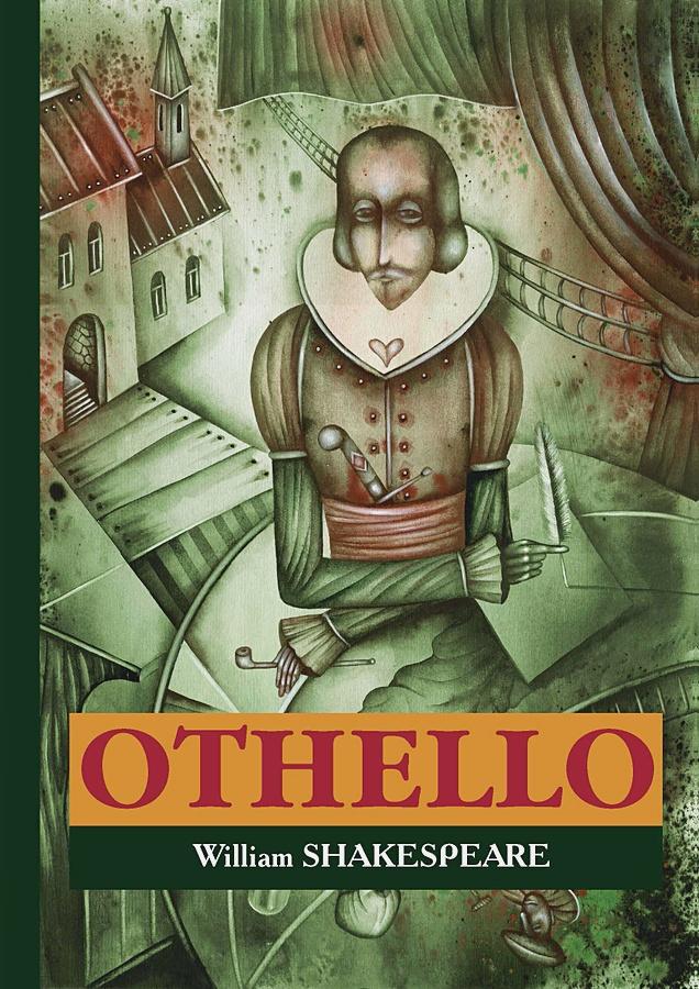 Shakespeare W. - Othello = Отелло: пьеса на англ.яз обложка книги