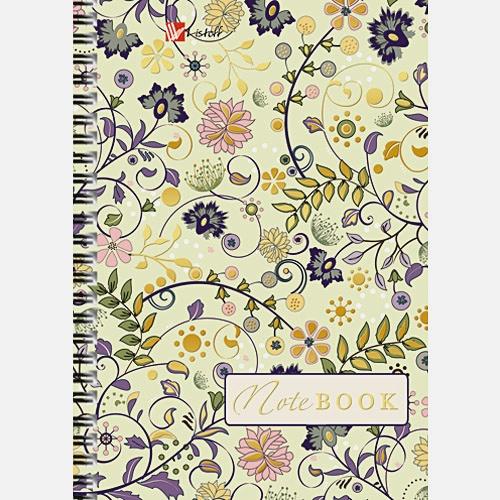 Изящный орнамент (цветы)