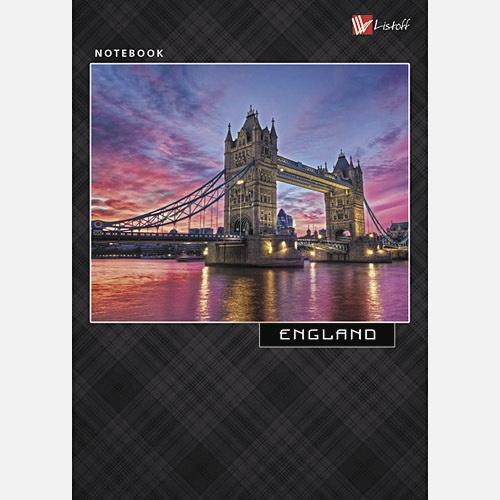 Городской стиль. Путешествие по Европе (Англия)
