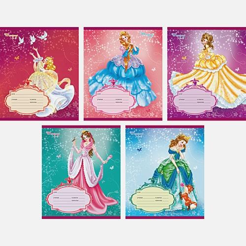 Восхитительные принцессы (линия), 5 видов