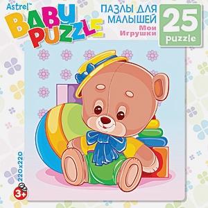 Для Малышей.Пазл.25Эл.Медведь.6253