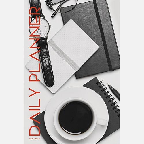 Офисный стиль. Черный кофе