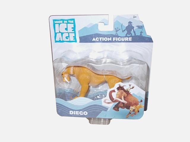 Игрушка. Ледниковый период. 1фигурка 10 см.подвижная в блистере в асс L. 237005.