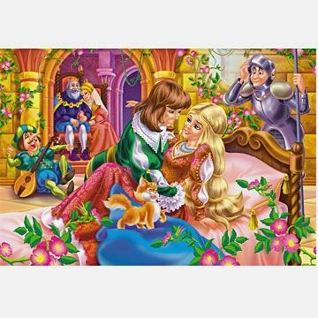 Волшебный мир. Спящая красавица