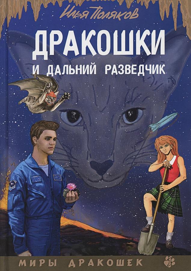 Поляков И. - Дракошки и дальний разведчик обложка книги
